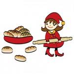 しとしと雨の日は……親子でパン作りはいかがですか!?