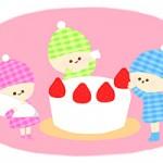 ケーキ作りも楽しいイベント!親子でクリスマスケーキ作り