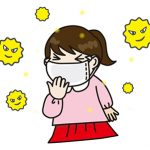 風邪?花粉?初めての花粉症