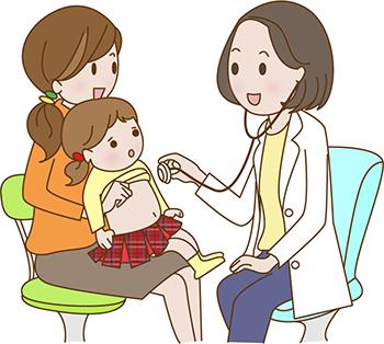 小児科と親子