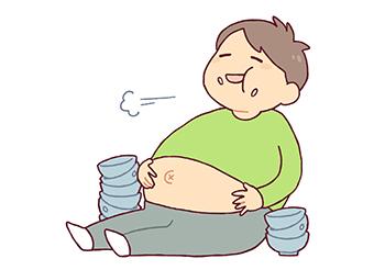 肥満の子供