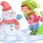4年ぶりの大雪!「子供の雪の日対策」